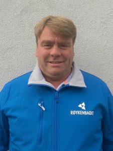Driftssjef Knut Fosnæs
