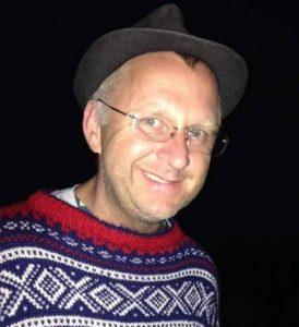 Jørgen Barosen er ansatt som driftsteknikker ved Røykenbadet