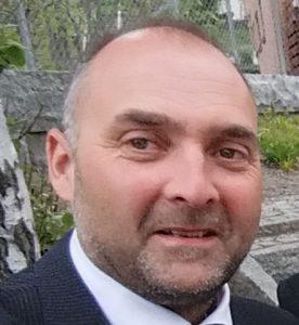 John Arthur Lie er ansatt som driftstekniker ved Røykenbadet
