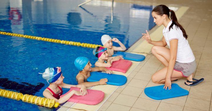 Noen ledige plasser på svømmekurs!