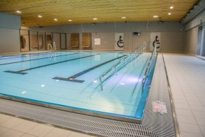 Hev og senk bassenget er stengt for publikum tirsdag 28. ferbuar kl. 11.00 til onsdag 01. mars kl. 17.00