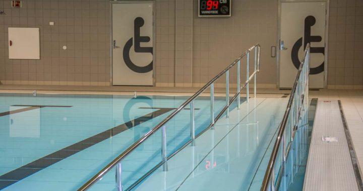Tirsdag 03. april er hev og senk bassenget stengt for vedlikehold på dagtid.