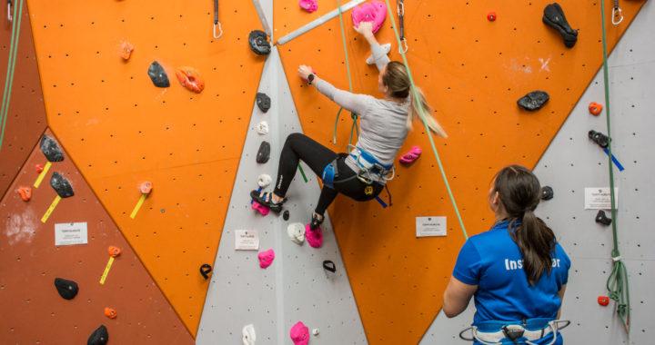 Påmelding til klatreaktiviteter er åpnet!
