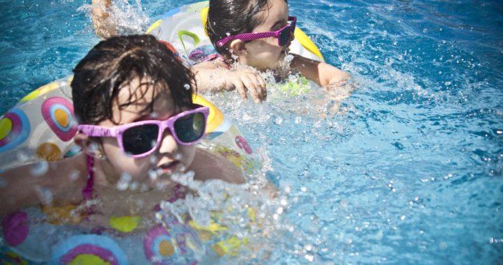 Nye kursplasser på svømmekurs for barn nivå 1 og 3.