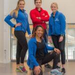 Vårt PT team er klare for å hjelpe deg i gang med treninga!