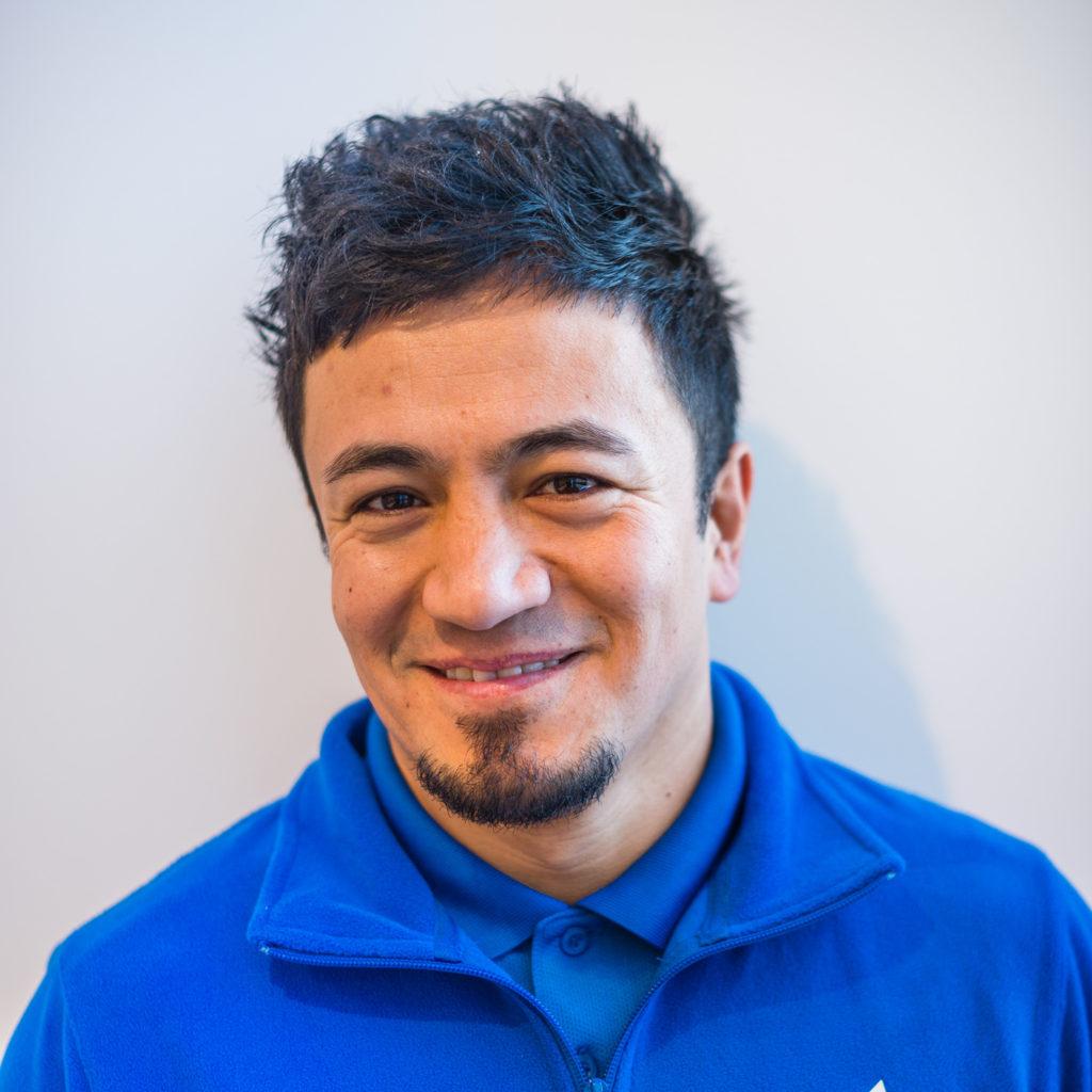 Mehdi er vår nye Personlige Trener!
