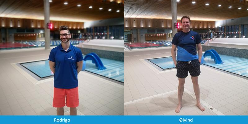 Svømmeinstruktørene